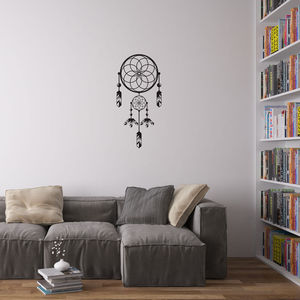 Native American Dreamcatcher Wall Art