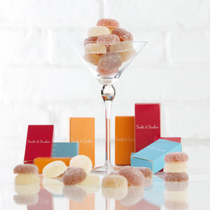 Ten Boxes Of Two Cocktail Pastilles - edible favours