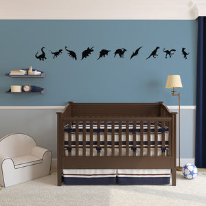 Dinosaurs Wall Art Decal Pack For Kids