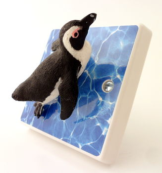 Penguin Light Switch