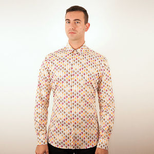 Balloon Print - men's fashion