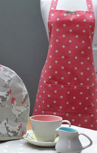 Red Spot Apron - aprons