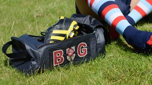 Personalised Boot Bag - men's accessories