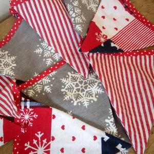 Christmas Bunting - garlands & bunting