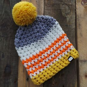 Surfer Beanie - hats, scarves & gloves