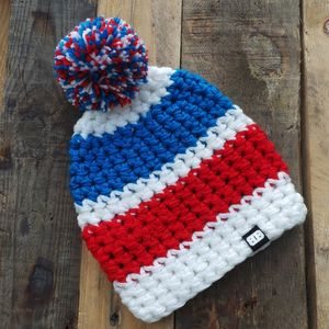 Britannia Beanie - hats, scarves & gloves