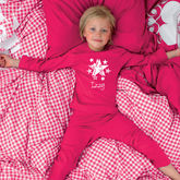 Girl's Personalised Pyjamas - gifts for babies & children