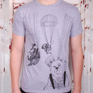 Parachute Bear T Shirt