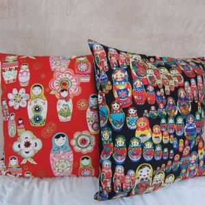 Russian Dolls Cushion Covers