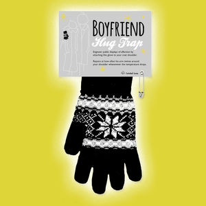 Boyfriend Hug Trap - card alternatives