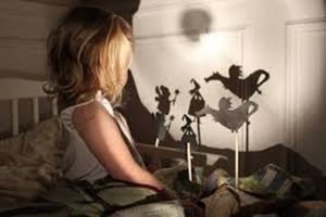 Make Your Own Shadows Puppet Show - pretend play & dressing up
