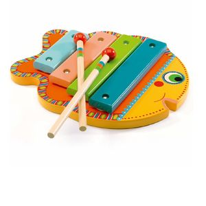 Wooden Fish Xylophone
