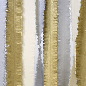 Metallic Oversized Party Streamers - room decorations