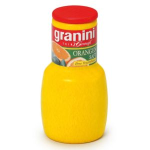 Wooden Bottle Of Orange Granini Toy