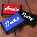 Personalised Children's Name Wallet