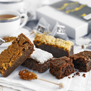 Twelve Months Afternoon Tea For Four - food gifts