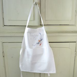 'Everything Is Ok' Apron