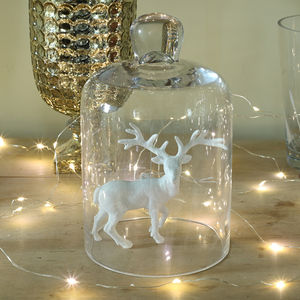Naked Wire LED Light String - christmas home