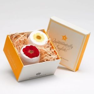 Mini Flower Fizzy Gift Box - bath & body