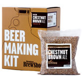 Beer Making Kit Chestnut Brown Ale - food & drink