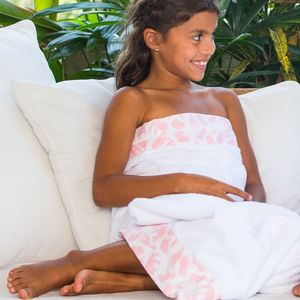 Girls Bath Towels - towels & bath mats