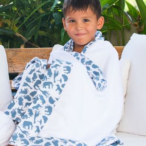 Boys Bath Towels - towels & bath mats