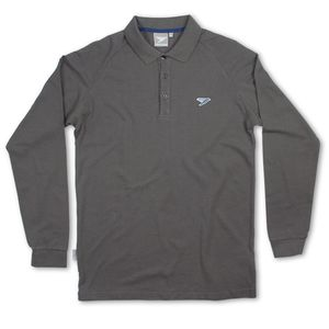 Greenwood Long Sleeve Polo Shirt - t-shirts & vests