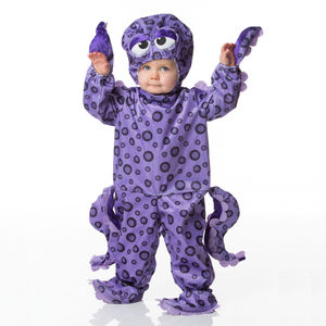 Baby's Octopus Dress Up Costume
