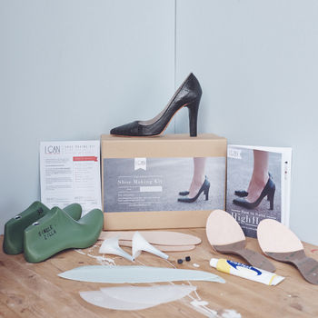 high heel shoe kit by i can make shoes