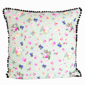 Betty Vintage Floral Cushion