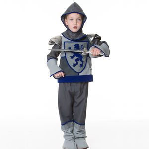 Children's Crusader Knight Dress Up Costume