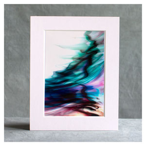 Swept Away Fine Art Print - limited edition art