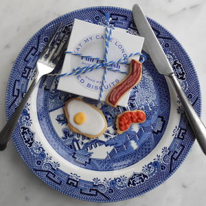 Full English Biscuits - stocking fillers under £15