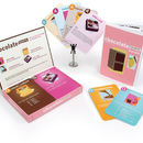 Chocolate Smarts Card Game