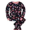 Paisley Birds Girls Pyjamas