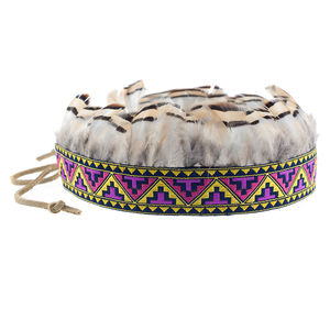 Dakota Feather Headdress - head pieces