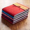 Fair Trade Sari Photo Albums