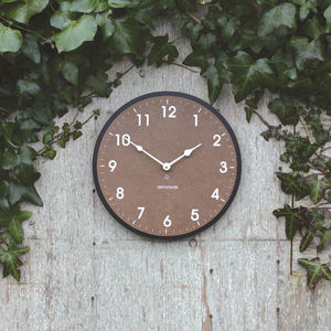 Eco Round Wall Clock - shop by price