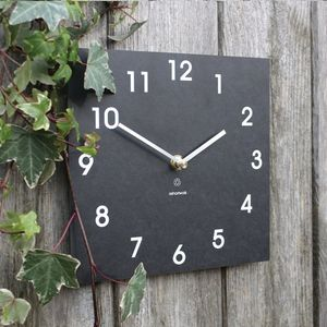 Eco Classic Wall Clock - clocks