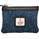 Harris Tweed Coin Purse Cloudberry
