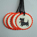 Doggy Gift Tags