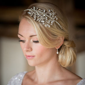 Amelie Wedding Headband - wedding fashion