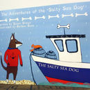 The Adventures Of 'The Salty Sea Dog'