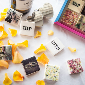 Personalised Photo Wedding Favour Sweets
