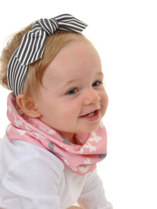 Uber Stripes Headband - babies' hats