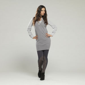 Extra Long Merino Tank Top - jumpers