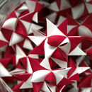 Origami Paper Star Set