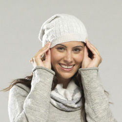 Merino Beanie - hats & gloves
