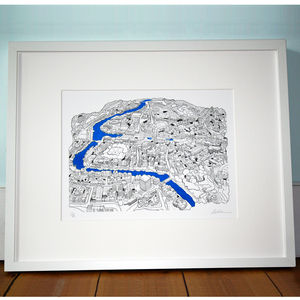 Bristol United Kingdom Print - contemporary art