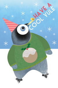 Cool Yule Penguin